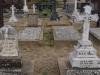 Elandheim Cemetery grave of  U Dedekind & H Thiele