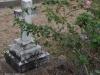 Elandheim Cemetery grave of  Udo Schramm