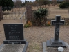 Elandheim Cemetery grave of  Wohlberg & klingenberg