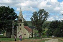 Emmaus Parish Church & Graveyard - (Bergviile)