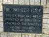 Empangeni Cemetery - Pioneer Gate - 1956 (1)