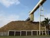 Felixton Mill -  Bagasse Dump