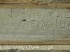 Mein Heim -  J Renken foundation stone 1928