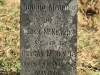 Lions Bush Farm Cemetery grave Jock McKenzie drowned Elandspruit TVL 4 Jan 1894. (1)