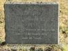 Lions Bush Farm Cemetery grave Peter John (Ian) McKenzie 1960