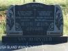 Geluksburg Cemetery Graves - Andries & Jacoba Van Yaarsveld)