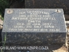 Geluksburg Cemetery Graves - Antonie Smith 1948