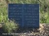 Geluksburg Cemetery Graves - Antonie and Hester Smith