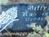 Geluksburg Cemetery Graves - Billy