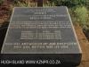 Geluksburg Cemetery Graves - Bobby Willemse