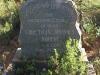 Geluksburg Cemetery Graves - Christiaan Joubert