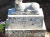 Geluksburg Cemetery Graves - Cornellis Janse De Villiers 1944