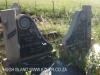 Geluksburg Cemetery Graves - DJ & MJ Van Niekerk