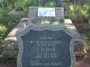 Geluksburg Cemetery Graves - DR Hare 1958