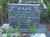 Geluksburg Cemetery Graves - Daniel Robert Hare