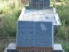 Geluksburg Cemetery Graves - Frederik Fourie