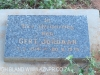 Geluksburg Cemetery Graves - Gert Jordaan 1979