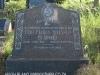 Geluksburg Cemetery Graves - Gert Slabbert)