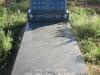 Geluksburg Cemetery Graves - Gideon and Leni Potgieter