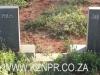 Geluksburg Cemetery Graves - Hendrika and Jan Els