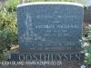 Geluksburg Cemetery Graves - Jacobus Ooshuysten