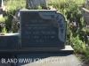 Geluksburg Cemetery Graves - Jan Van Niekerk