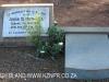 Geluksburg Cemetery Graves - Johan hendrik .......