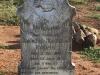 Geluksburg Cemetery Graves - Johannes Potgieter 1919