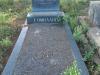 Geluksburg Cemetery Graves - Lenie Lombaard