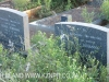 Geluksburg Cemetery Graves - Louis and Johanna Oosthuysen
