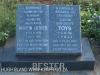 Geluksburg Cemetery Graves -  Martin and Toys Bester)