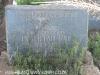 Geluksburg Cemetery Graves -  Pieter Rabe