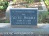 Geluksburg Cemetery Graves - Suzette Potgieter 1996)