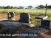 Geluksburg Cemetery Graves -  Van Jaarsveld