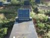 Geluksburg Cemetery Graves -  William and catrina Smith