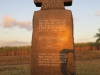 Ginginghlovu Battle Ground Marker & Memorial S29.00.599 E31.34.624 Elev 93m (9)