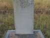 Ginginghlovu Battle Ground - Tpr John G Townsend - Natal Police  - Died 1903