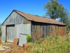 Wasbank - Manor House - De Jager - wood & iron farm shed (1)