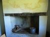 Wasbank - Uithoek - Karel Landman cotage fireplace (3)