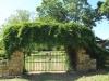 Wasbank - Uithoek - Karel Landman main farmhouse gate