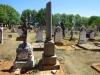 Greytown Cemetery - Grave -  Anna Adamson 1897 & Annie VD Bijl 1921 and Alex & Hill