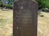 Greytown Cemetery - Grave - Annie Bainbridge 1892