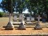 Greytown Cemetery - Grave -  Browning - van Rooyen & Mare