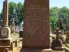 Greytown Cemetery - Grave - Elizabeth Leuchars 1897