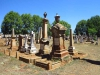 Greytown Cemetery - Grave - Francina Rudolph (nee Du PreeZ) and others