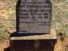 Greytown Cemetery - Grave -  Gert & Anna Van Rooyen