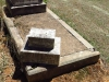 Greytown Cemetery - Grave -  Louis Becker 1923