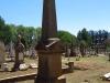Greytown Cemetery - Grave -  Mark Handley - Rhodesian Rebellion at Inyati 1896 (2)