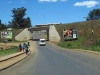 Greytown Cemetery - Grave - Road to Cemetery