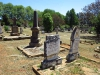 Greytown Cemetery - Grave - Sannie & Paul Hansmeyer